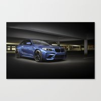 BMW M2 Canvas Print