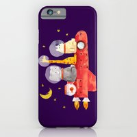 Let's All Go To Mars iPhone 6 Slim Case