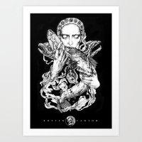 Braschur Art Print