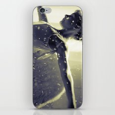 Noir Redux iPhone & iPod Skin