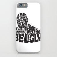 Best Churchill Quote Ever iPhone 6 Slim Case