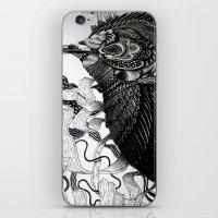 BNM // Black Naped Monar… iPhone & iPod Skin