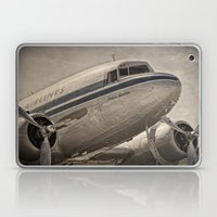 Douglas DC-3 Dakota Laptop & iPad Skin