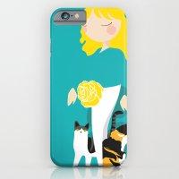 Endo Paw Pals iPhone 6 Slim Case