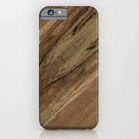 Etimoe Crema Wood iPhone 6 Slim Case