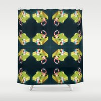 Much Ado in Candyland IRLRTS edition Shower Curtain