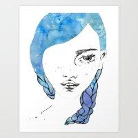 Gemma Art Print