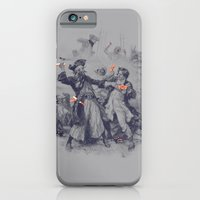 iPhone & iPod Case featuring Epic Battle by Jacques Maes