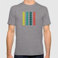 That Pretty Lady Mens Fitted Tee Tri-Grey SMALL