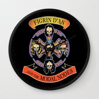 Figrin D'An And The Moda… Wall Clock