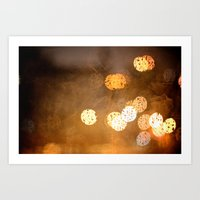 Lost In The Periphery Art Print