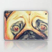 Grunt The Pug Laptop & iPad Skin