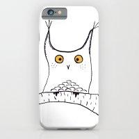 Squarish Owl iPhone 6 Slim Case