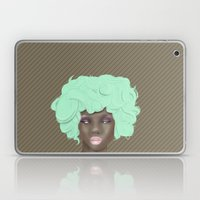Emogirl Earth Laptop & iPad Skin