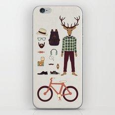 Deer Boy iPhone & iPod Skin