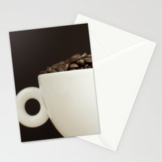 Bean to Cup? Stationery Cards
