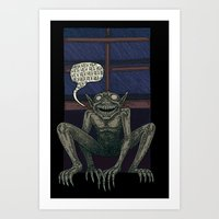 Hobgoblin Art Print