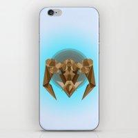 Chocolate Robot iPhone & iPod Skin
