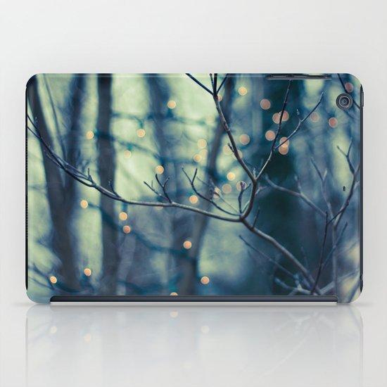 Woodland Holiday  iPad Case
