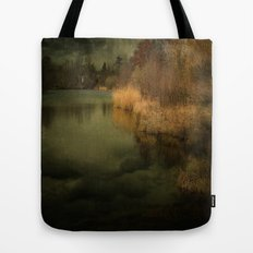 Still Ruht der See Tote Bag