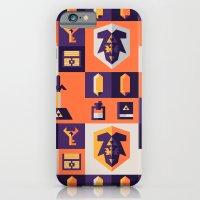 iPhone & iPod Case featuring Legend of Zelda Items by Ann Van Haeken