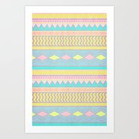 Egyptian II Art Print