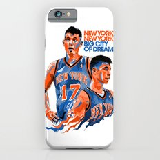 Jeremy Lin: New York, New York, Big City of Dreams. iPhone 6s Slim Case