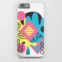 iPhone & iPod Case featuring Espectre (#1) by Wilmer Murillo