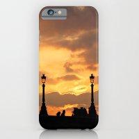 A Sunset In Paris iPhone 6 Slim Case