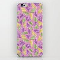 Tropical Geo iPhone & iPod Skin