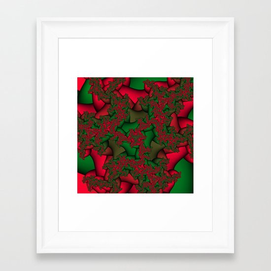 Christmas Framed Art Print