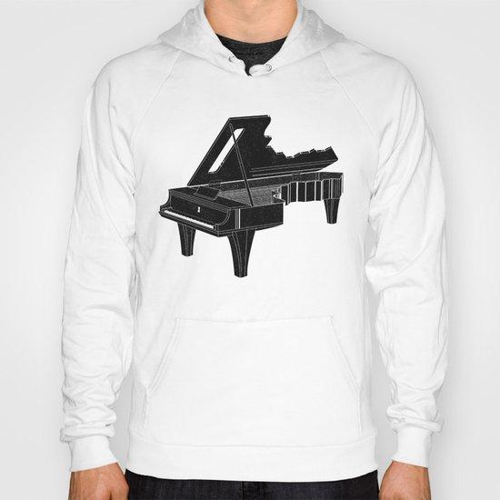 Music Is The Key B Hoody