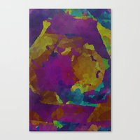 Shapes#5 Canvas Print