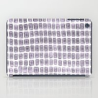 rhinestones 4b iPad Case