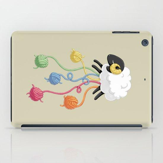 Wool Thread iPad Case