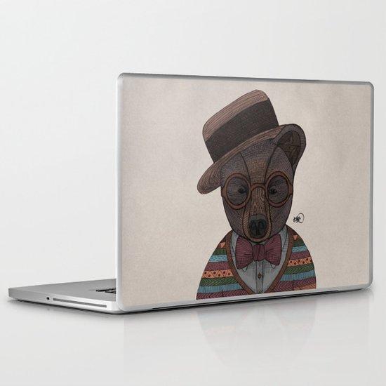 Mr. B. Laptop & iPad Skin