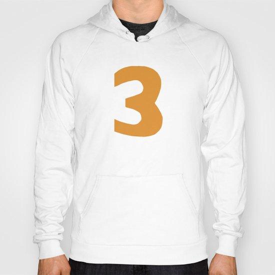 Number 3 Hoody
