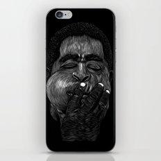 Dizzy Gillespie iPhone & iPod Skin
