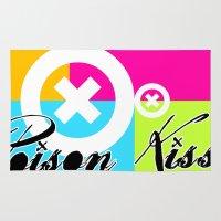 POISON KISS - COLORS EDITION Rug