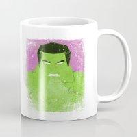 The Grunge Green Rage Mug