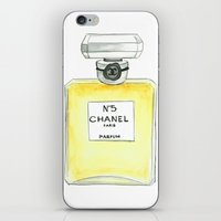 Number Five iPhone & iPod Skin