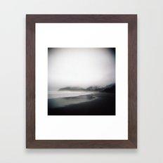 USA Wet 01 Framed Art Print