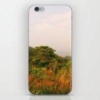 Scenic Steep iPhone & iPod Skin