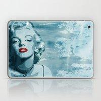 Brass Knuckle Marilyn Mo… Laptop & iPad Skin