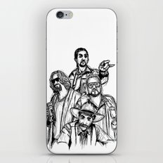 Let's Roll iPhone & iPod Skin