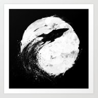 Art Print featuring Midnight Delivery by Melissa Smith