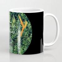 Let's Go On An Adventure Mug