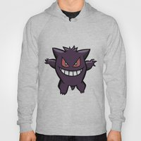 Gengar The Ghost - First… Hoody