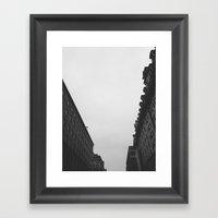 DC #1 Framed Art Print