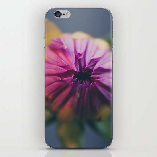 Ready to Bloom, in color iPhone & iPod Skin